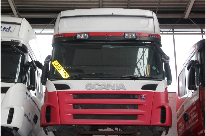 CABSC CR19 TOPLINE RED
