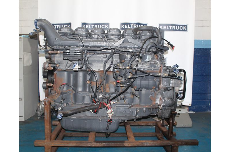 440BHP ENGINE DC13-112