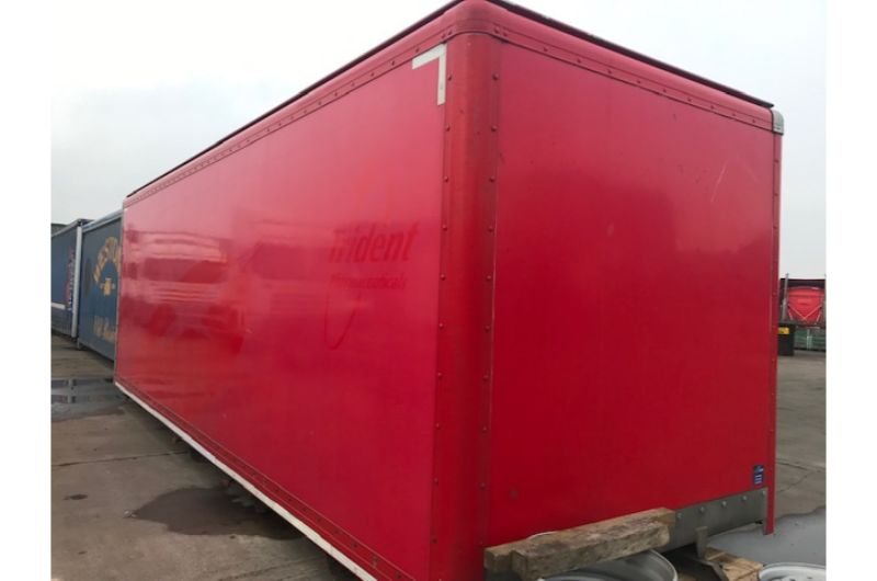 BOX BODY (RED)
