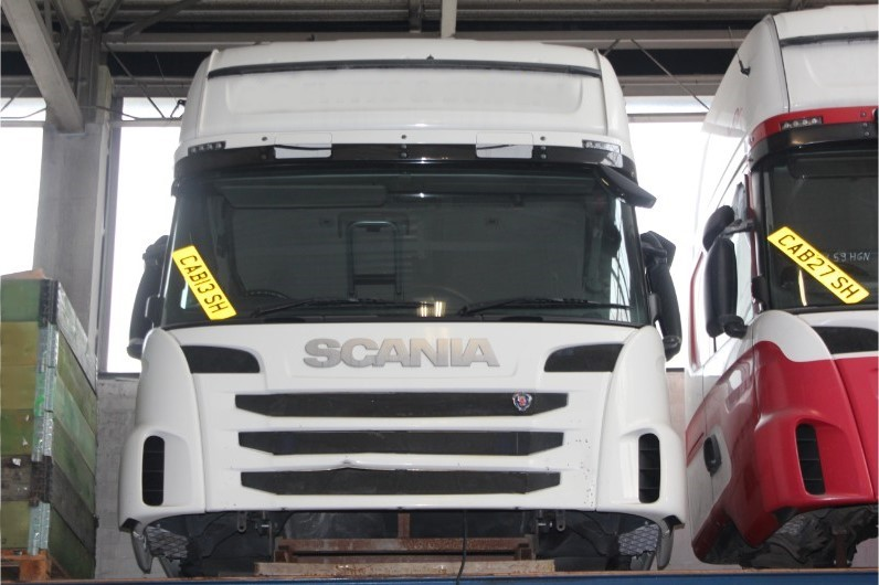 CABSC CR19 TOPLINE WHITE