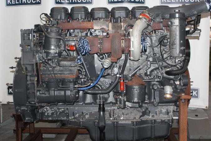 450BHP ENGINE DC13-147